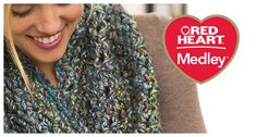 Medley is an amazingly soft and colorful yarn that you will love working with.