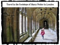 Travel in the footsteps of Harry Potter in London