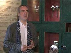 Reportaje en la Casa Sefarad de Córdoba