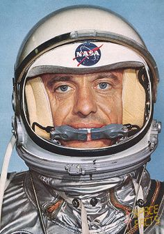 Alan Shepard - 1st American in space