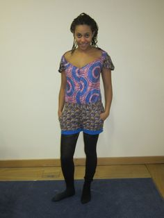 Zimbabwe playsuit Zimbabwe, Playsuit, Peplum, Clothes For Women, House Styles, Tops, Fashion, Catsuit, Outfits For Women