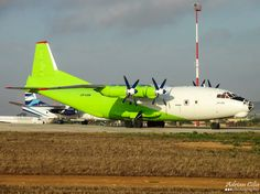 Cavok Air --- Antonov An-12BK --- UR-KDM
