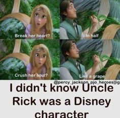 Percy Jackson Funny Pictures - Uncle Rick [150] - Wattpad