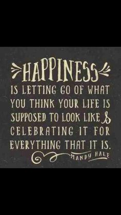 Need to learn to live this!