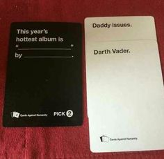 Community Post: 14 Cards Against Humanity Players Who Win At Life Stupid Funny, Funny Cute, Funny Texts, That's Hilarious, Funny Sarcasm, Simbolos Star Wars, Funniest Cards Against Humanity, Haha, Funny Pins