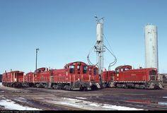 RailPictures.Net Photo: TRRA1207 Terminal Railroad Association of St. Louis EMD SW9 at Saint Louis, Missouri by Paul F. De Luca