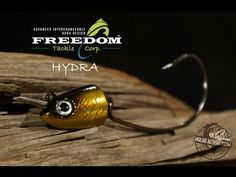 Freedom Tackle Hybrid Jigs- In Depth