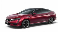 Honda is getting into the hydrogen fuel cell game in earnest, and the company has just previewed the production version of the FCV sedan ahead of itsTokyo motor show unveiling.The styling has ...
