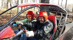 Zippin' and buggy-ing - Review of Explore Brown County at Valley Branch Retreat, Nashville, IN - TripAdvisor
