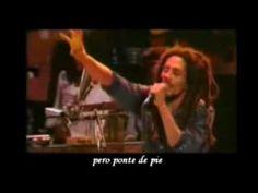 get up stand up - bob marley  (subtitulado)