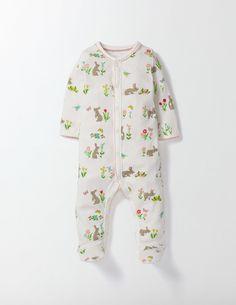 Superweicher Schlafanzug mit Häschen