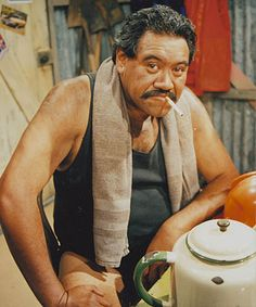 William James Te Wehi Taitoko MBE (1948 - 1991). Better known as 'Billy T. James', a New Zealand entertainer, comedian, musician and actor.