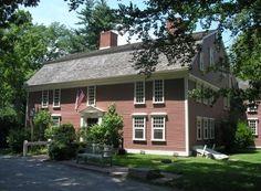 Longfellow's Wayside Inn, Sudbury, Massachusetts