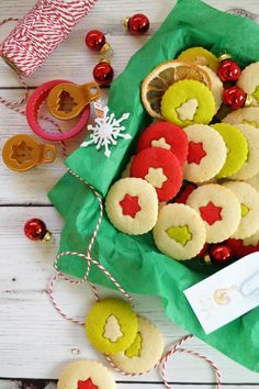 Christmas Feeling, Xmas, Christmas Ornaments, Gingerbread Cookies, Sweets, Holiday Decor, Cake, Birthday, Food