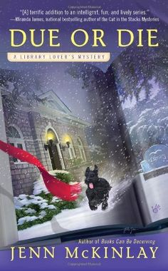 Due or Die (A Library Lover's Mystery) by Jenn McKinlay, http://www.amazon.com/dp/042524668X/ref=cm_sw_r_pi_dp_-j2Jpb125H2WG