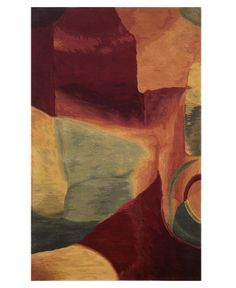 """Liora Manne Area Rug, Aria 6223/24 Sonia Fire 3' 6"""" x 5' 6"""" - Shop All Rugs - Rugs - Macy's"""