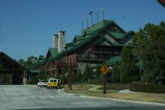 Disney World Wilderness Lodge - it was a great place to stay!!