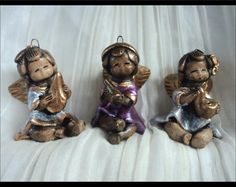 Guatemala Angel Ornaments Pick Your Angel Items 5 8 9 by CCIWorld, $3.75