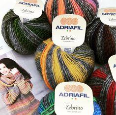Vuoi realizzare un pull rigato? Scegli #Zebrino #Adriafil  http://bit.ly/ZebrinoAdriafil   Iscriviti alla nostra Newsletter: http://bit.ly/AdriafilNLITA_