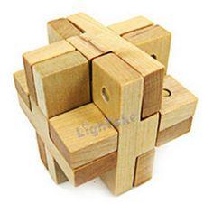 Barato Qi quebra cabeça proximidade com gaiola Kong Ming bloqueio, Compro Qualidade Cubos Mágicos diretamente de fornecedores da China: iq quebra-cabeças proximidade gaiola kong ming bloqueiocaracterísticas:. enigmas de madeira são clássicos e populares pu