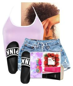 """""""Marvin Dark✨"""" by vnicoleee ❤ liked on Polyvore featuring WithChic"""
