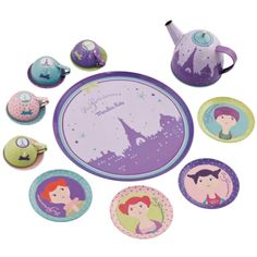 Moulin Roty Parisian Tea Party Set
