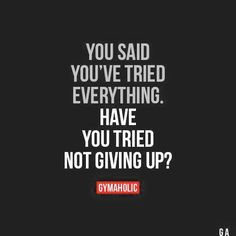 Not giving up  Always fight #crps #remission