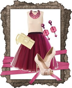 """""""The Carrie Bradshaw"""" by dchilds924 ❤ liked on Polyvore"""