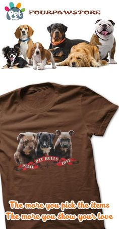 ALL PROCEEDS USED TO SUPPORT THE DOGS IN THE CARE OF THE 501(C)3 GROUP, EAST TN PIT BULL RESCUE, IN THE KNOXVILLE TN AREA.