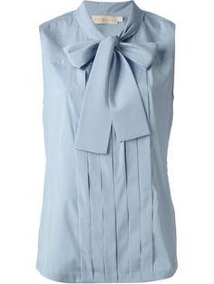 Tory Burch Sleeveless Blouse - Julian Fashion - Farfetch.com