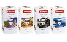 Rombouts debuts new look for its range of one-cup filter coffees http://www.foodbev.com/news/rombouts-debuts-new-look-for-its-one-cup-filter-coffee-range/
