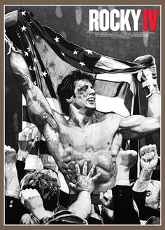 Best Movie Posters, Movie Poster Art, Rocky Balboa Poster, Rocky Film, Stallone Rocky, Heavyweight Boxing, Movie Synopsis, New Challenger, Movie Archive