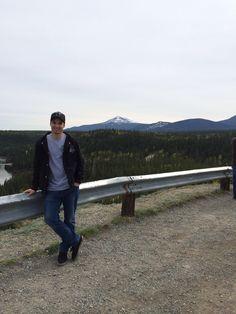 Miles Canyon, Whitehorse Yukon Alaska