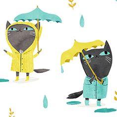 Cats - Ella Bailey Illustration