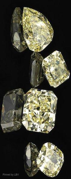 Fancy colored diamonds | LBV ♥✤ | BeStayElegant
