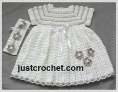 a4e44321562e 901 Best Baby Crochet - Dresses