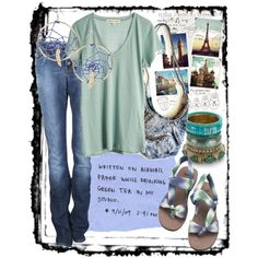 One long long day at collage *sigh*, created by hanum on Polyvore