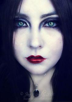 vampire princess makeup - Google Search