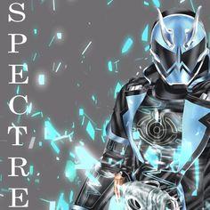 Kamen  rider  Spectre