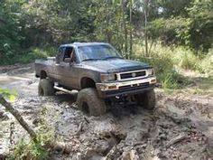 Mud bogging is one of the most inexpensive facets off roading has to offer! We'll give you some tips to keep in mind when you decide to build your mud truck inside & Off-Road Magazine. Muddy Trucks, Lifted Trucks, Pickup Trucks, Nissan Hardbody 4x4, Four Wheelers, Trucks And Girls, Good Ol, Cool Toys, Offroad