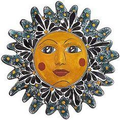 Talavera sun. Very pretty