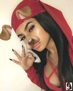 Baddie Hairstyles, My Hairstyle, Weave Hairstyles, Cute Hairstyles, Fille Gangsta, Thug Girl, Hood Girls, Light Skin Girls, Insta Baddie