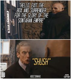 SHUSH.