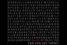 #SayHerName  Resisting Police Brutality Against Black Women