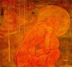 Kasimir Malevich (1878-1935) - Prayer