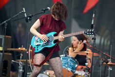 carrie brownstein guitar - Google Search Carrie Brownstein, Carry On, Guitar, Google Search, Image, Women, Hand Luggage, Guitars