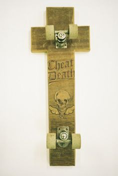 vatican issue skateboard
