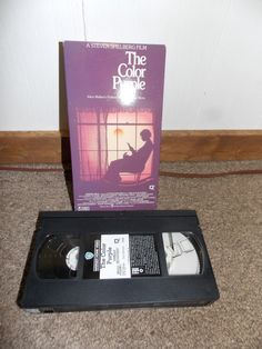 The Color Purple VHS Movie A Steven by PfantasticPfindsToo on Etsy