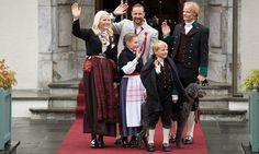 Все подробности о Норвегии Хокон принца и принцессы визит Метте-Марит в Канаду