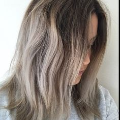 Grey days from @corieshairescape, using #luxurycolour & #softcolour. Head over to Facebook for the full formula. #hair #hairinspo #beauty #hairinspiration #theNAKcollective #NAKhair